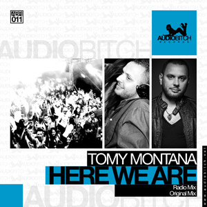 TOMY MONTANA - Here We Are