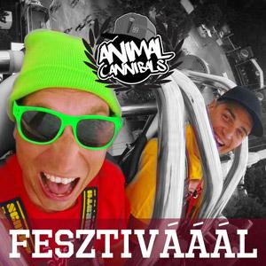 ANIMAL CANNIBALS - Fesztivááál
