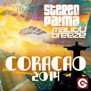 STEREO PALMA vs MALIBU BREEZE - Coracao 2014