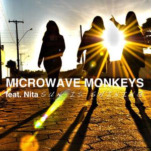 MICROWAVE MONKEYS feat. NITA - Sun Is Shining