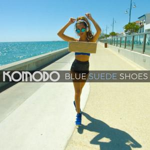 KOMODO - Blue Suede Shoes
