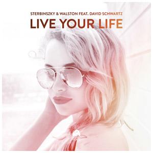STERBINSZKY & WALSTON feat. DAVID SCHWARTZ - Live Your Life