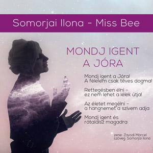 SOMORJAI ILONA - MISS BEE - Mondj igent a jóra